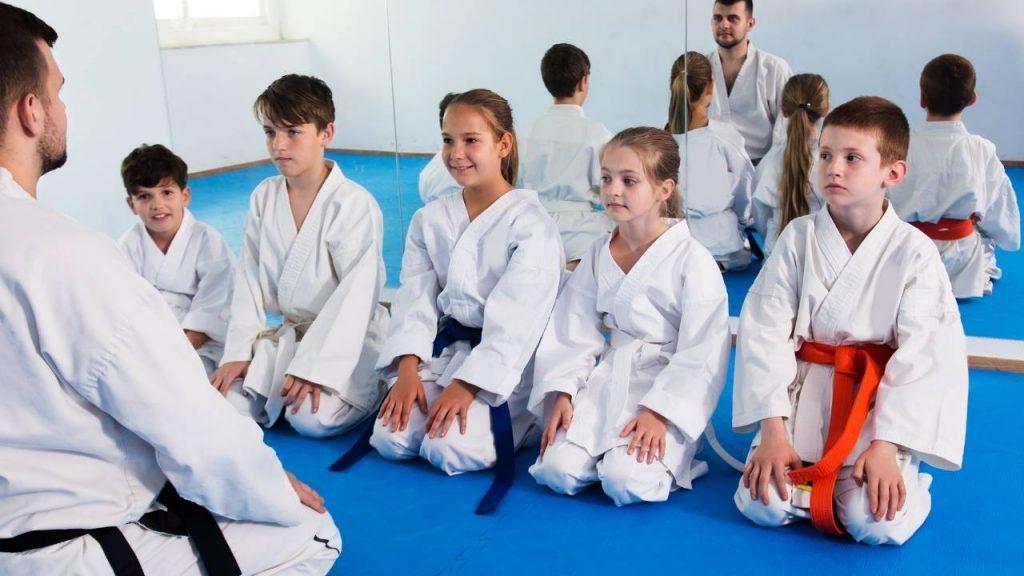 karate class games | karate games for kids