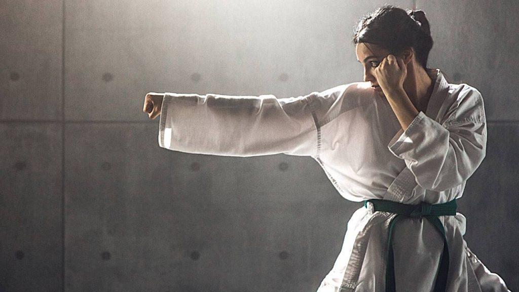 benefits of martial arts - focus