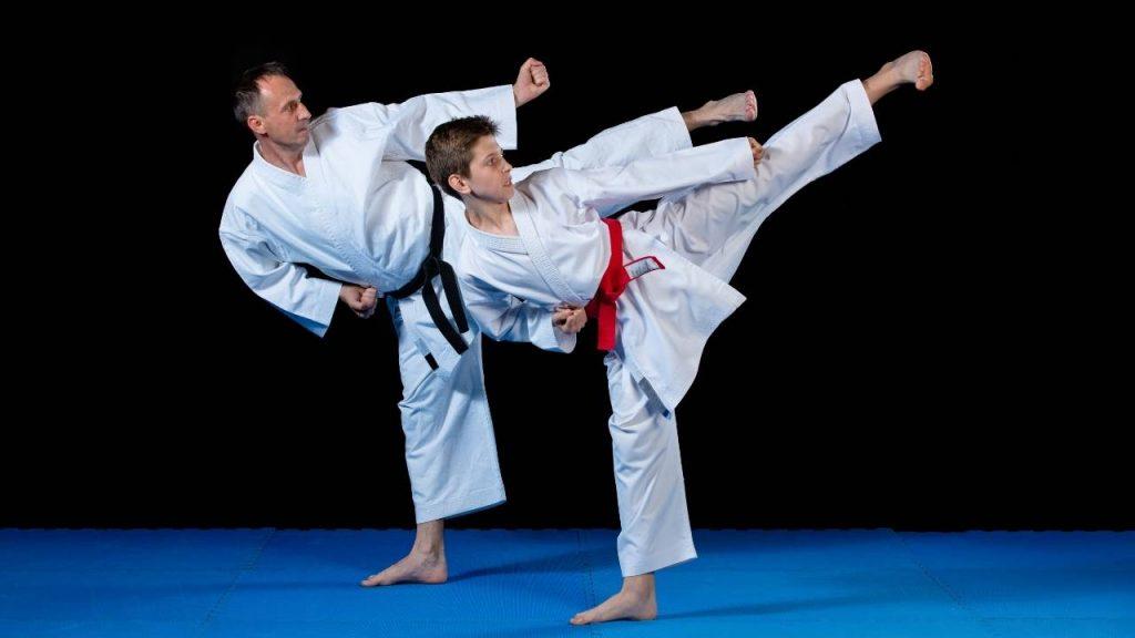 benefits of martial arts - flexibility