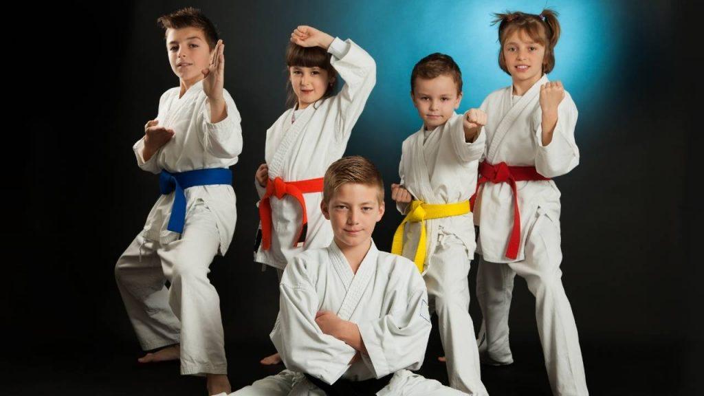 children karate