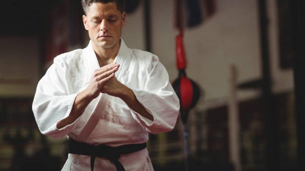 karate fighters, karate master