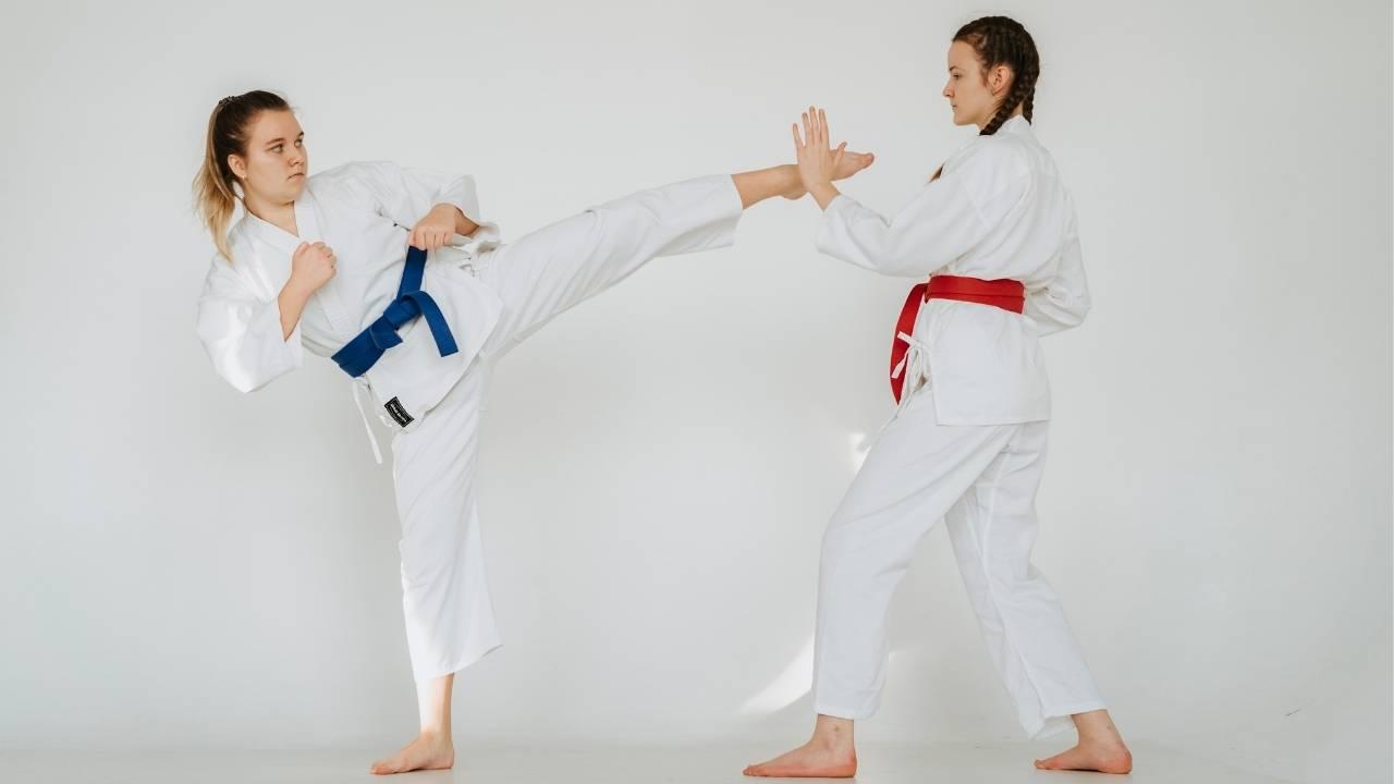 Karate Kumite Drills: Ippon Kumite   Sanbon Kumite   Gohon Kumite