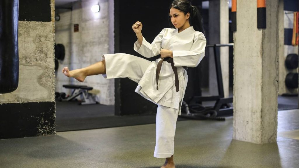 best Karate style for self-defense