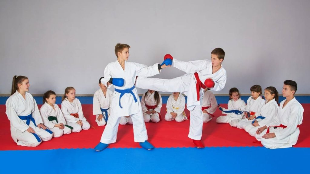 is karate good for kids