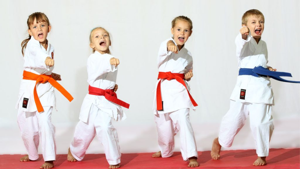 What Age Can Kids Start Karate