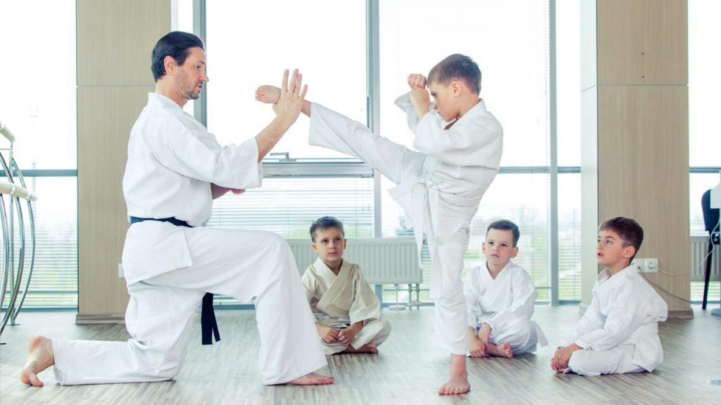 karate games for kids | karate class games