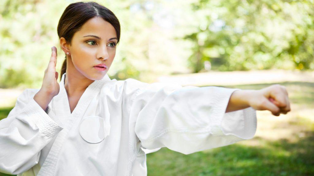 can you teach yourself karate