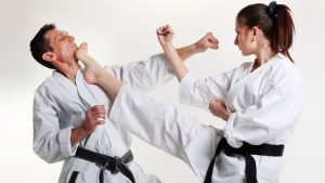 why is it inaccurate to call karate a martial art