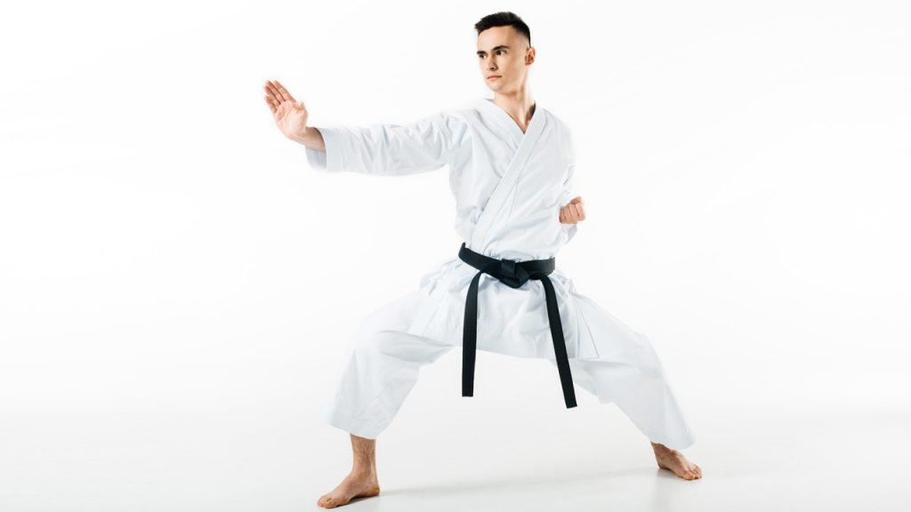 learn karate at home