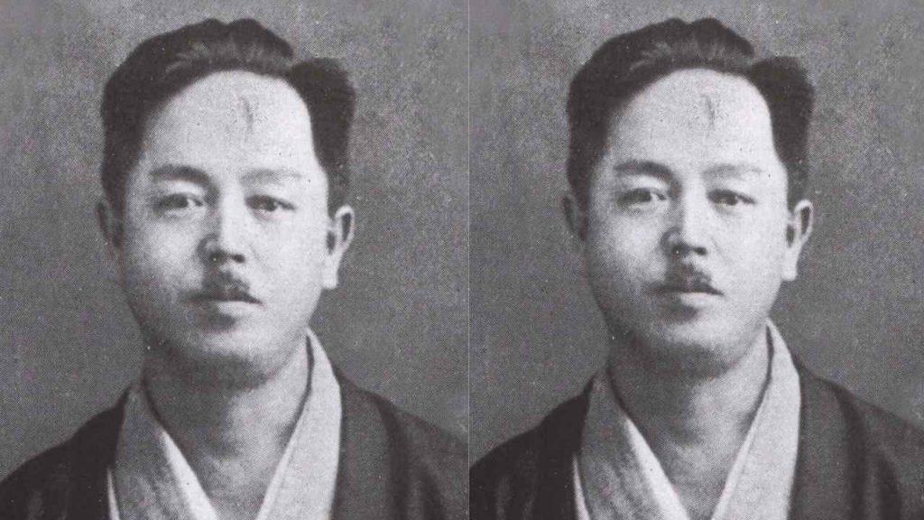 karate master: Kenwa Mabuni