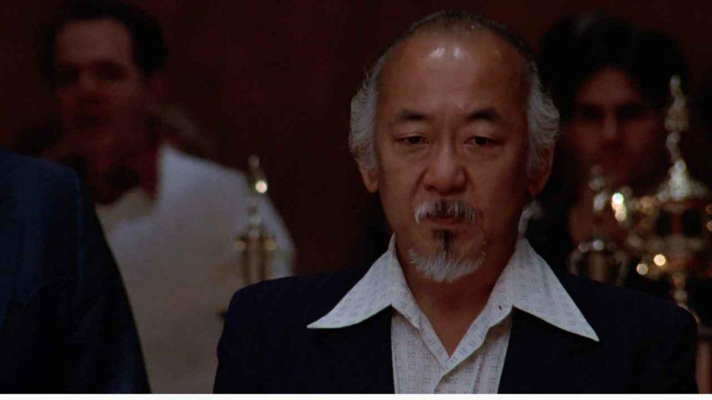 karate kid quotes | Mr. Miyagi
