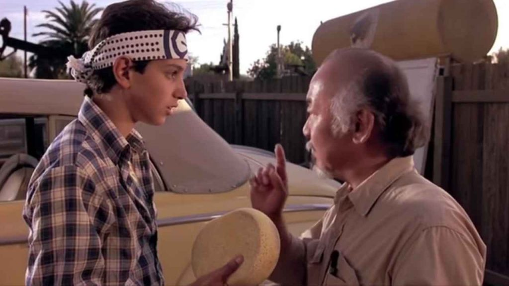 the karate kid quotes