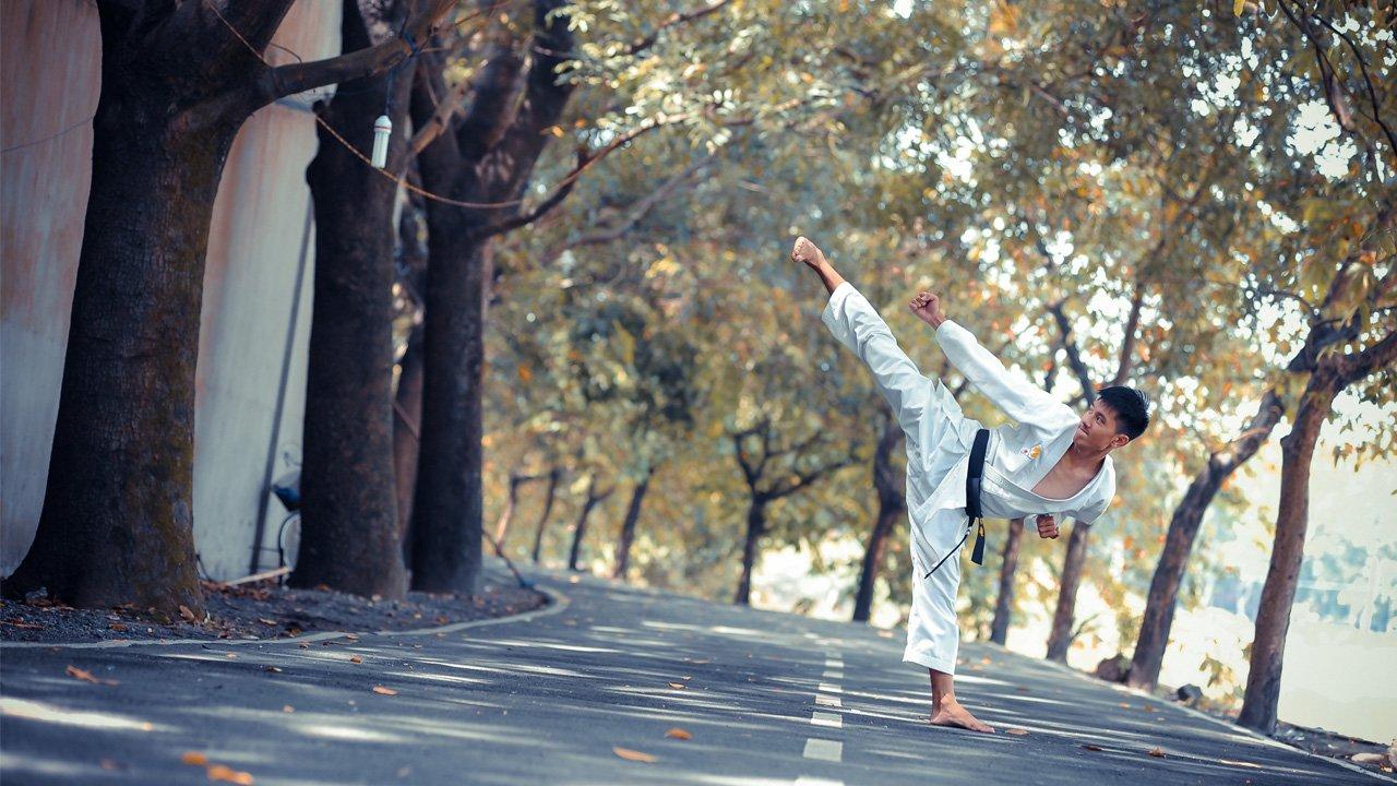 The Karate Blog