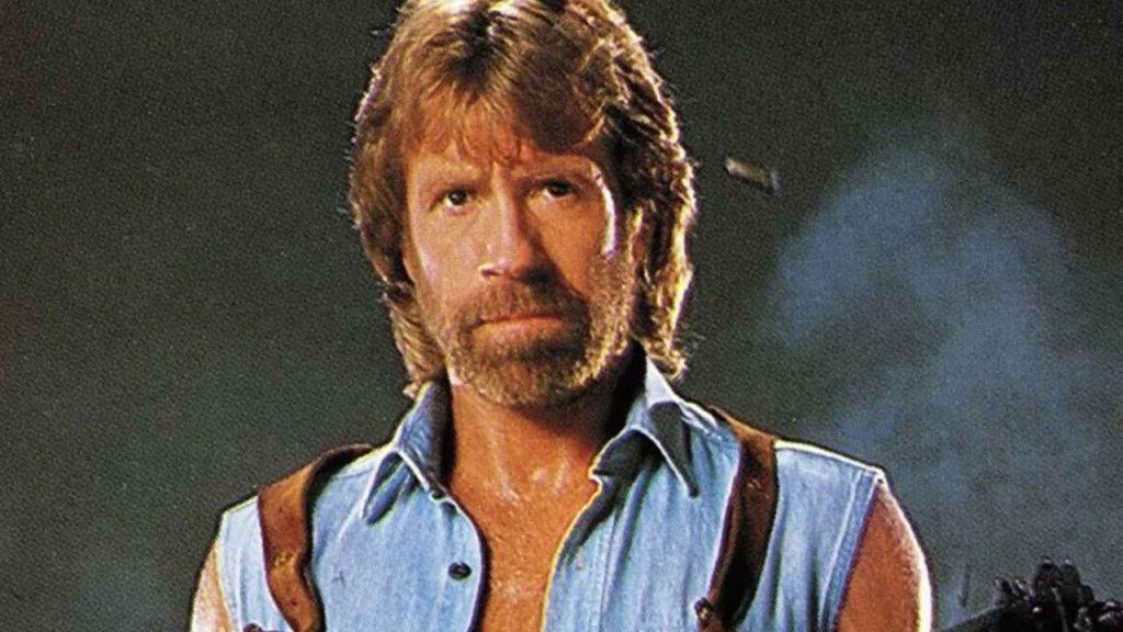 karate movie star: Chuck Norris