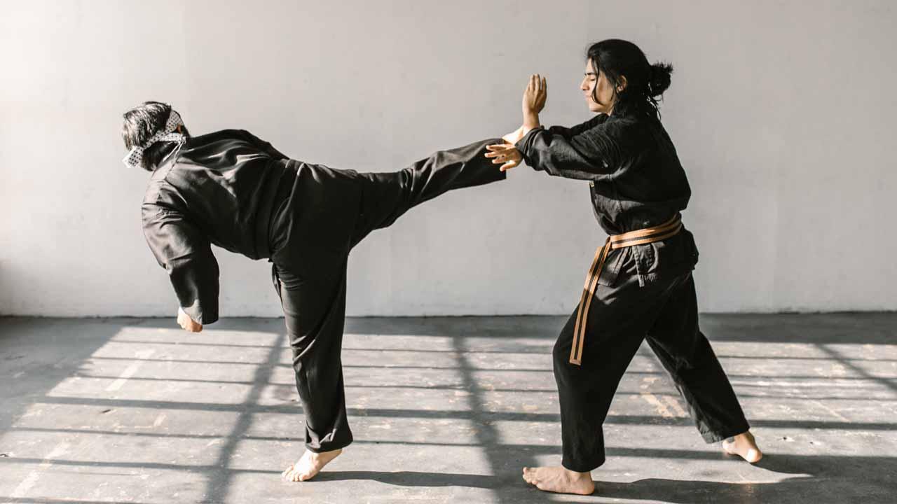 karate techniques