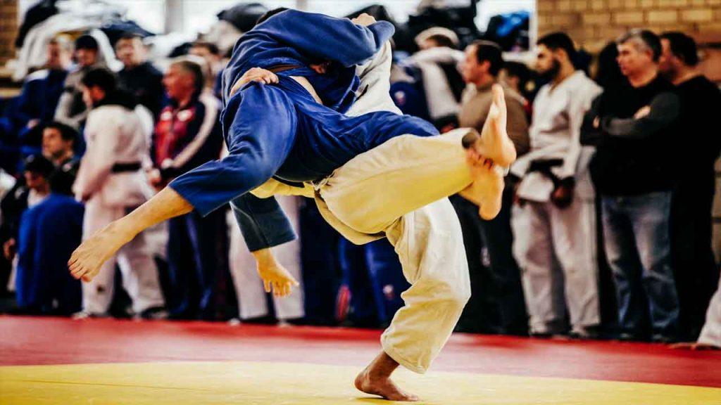 Karate Techniques - The Backward Trip