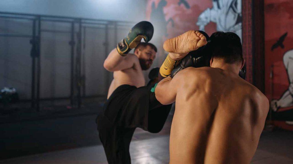 karate mma
