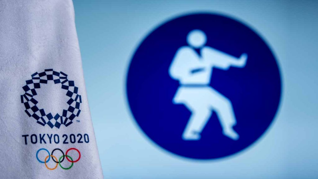 Karate in the Olympics in 2020