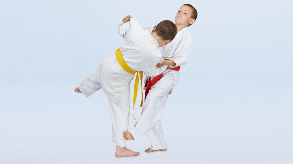karate throws - Deashi Barai: Foot Sweep