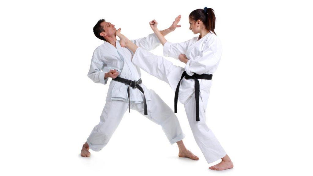 Karate Moves - The Front Kick: Mae Geri