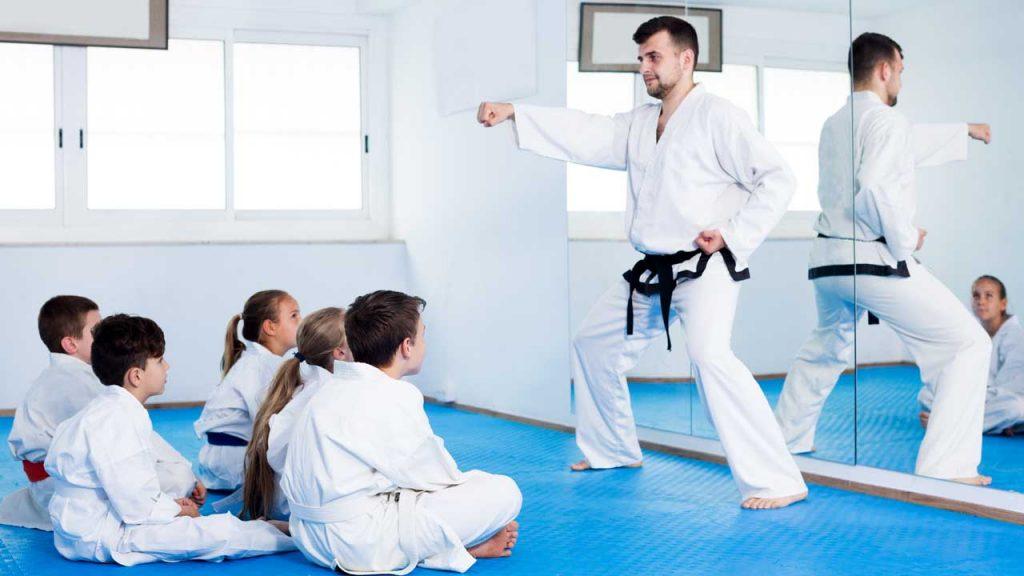 Karate Moves - The Straight Punch: Choku Zuki