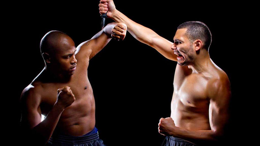 Boxing Self-Defense