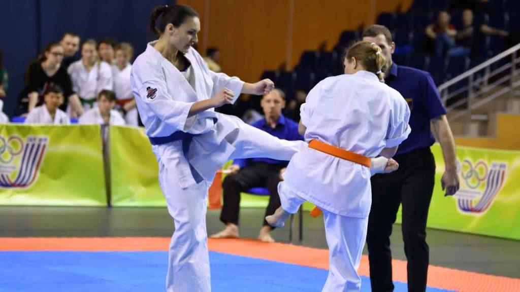 sport karate - full contact karate