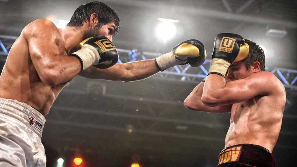 boxing vs karate