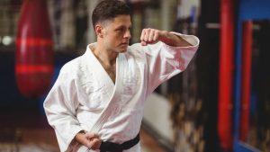 karate blocks (UKE)