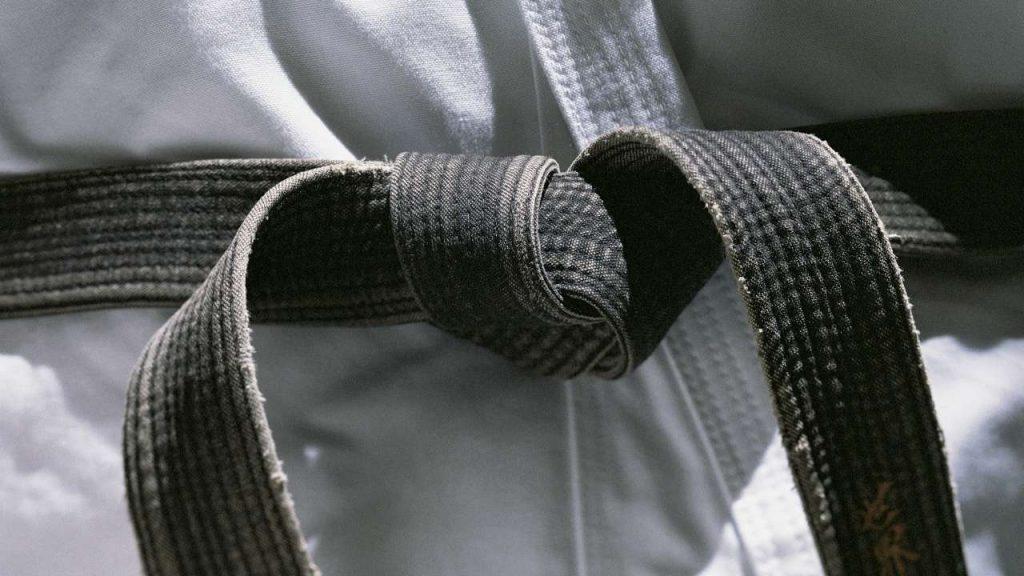 karate belt, history of karate belts
