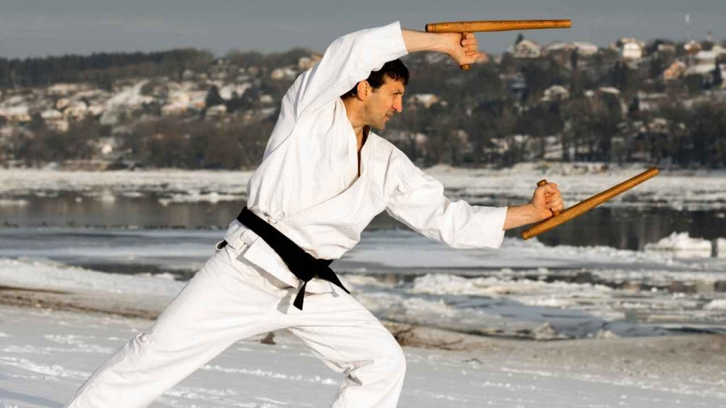 Tonfa – Traditional Martial Arts Weapon