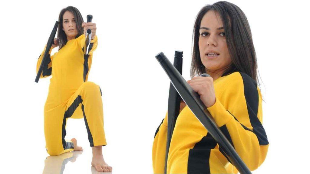Tonfa Weapon