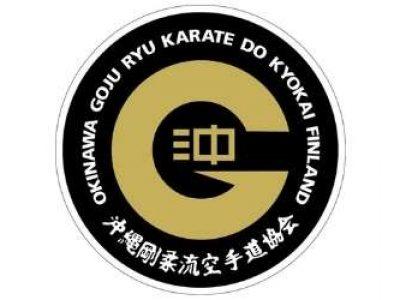 Okinawa Goju Ryu Karate _logo